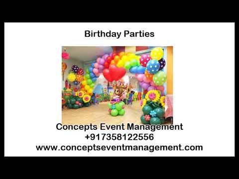 Concepts Event Management +917358122556 Chennai