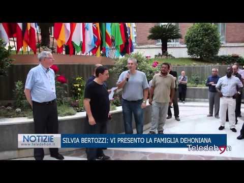 Silvia Bertozzi: vi presento la Famiglia Dehoniana