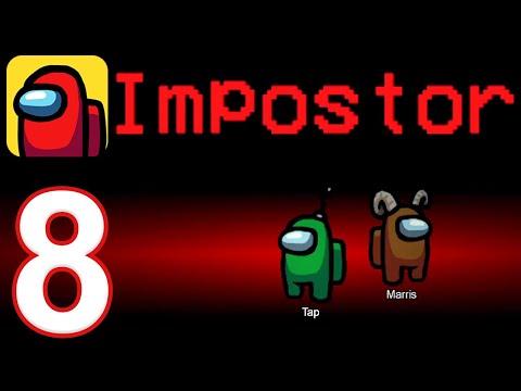 Among Us - Gameplay Walkthrough Part 8 - 2 Impostors (iOS, Android)