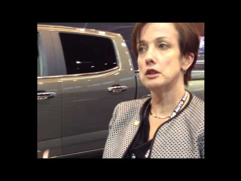 Anita Burke: Chief Vehicle Engineer at GM