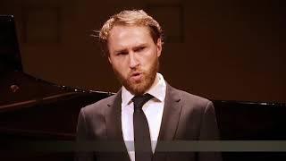 Stefan Kennedy sings 'Tuo drudo è mio rivale' from Handel's Rodelinda