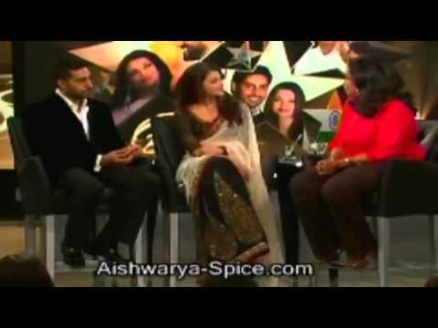 The oprah winfrey show,  Abhishek Aishwarya Rai Bachan