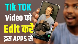 Best Video Editor For TikTok Android | Tik Tok Video Editor Apps | Top 5 Video Editing Apps