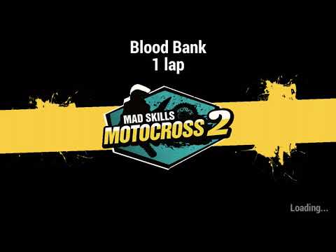 Mad skills motocross | world record jam time on track #1 Blood Bank
