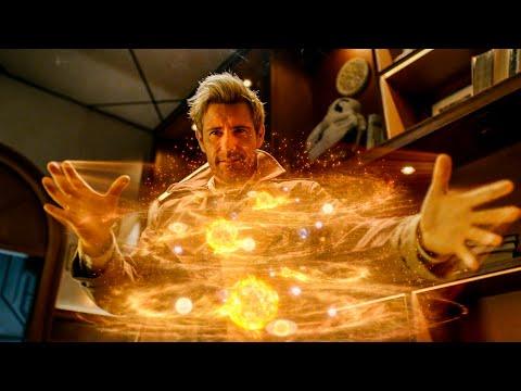 Константин находит в Мульти-Вселенной яму Лазаря