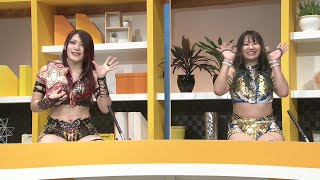 スターダム女子プロレス 白川未奈選手とウナギ・サヤカ 選手がご出演