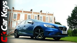 Volvo V40 4K 2016 review - Car Keys