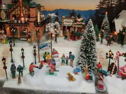 Villaggio di Natale  Lemax Christmas Village In vendita
