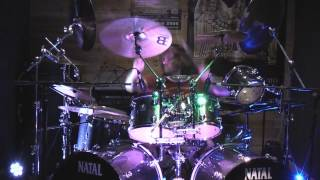 Rainbow - Stargazer Live Drum Tribute