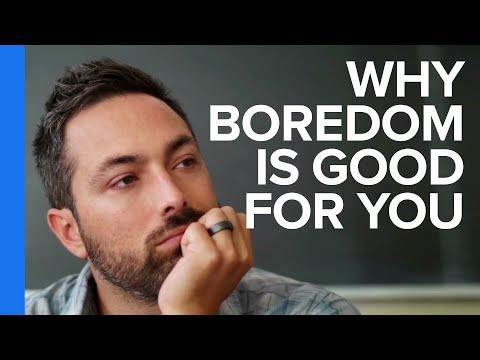 The Scientific Benefits of Boredom
