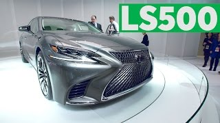2018 Lexus LS Preview | Consumer Reports