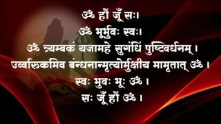 18 Mahamrityunjaya Mantra 108 Times Chanting With Sankalp