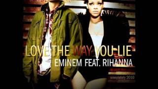 Eminem ft. Rihanna - Love the way you lie (House Remix)