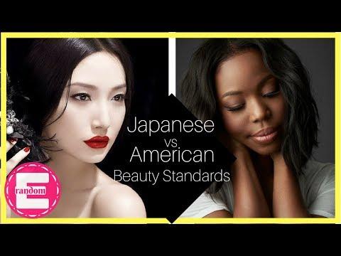 Japanese Beauty Standards vs US Beauty Standards
