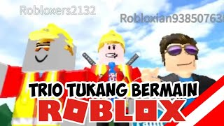 Let's work in a pizza place!!!! -Roblox Work At A Pizza Place Indonesia
