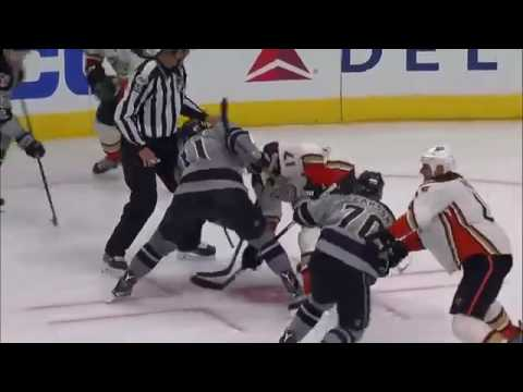 Anaheim Ducks vs Los Angeles Kings NHL Game Recap