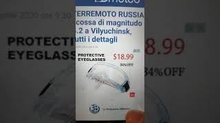 Terremoto Russia 5.2  Trinitad E Tobago 5.2 E Sciami Sismici Italia  Preghiamo