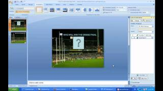 PowerPoint 2007 Motion Paths Tutorial by Passy World