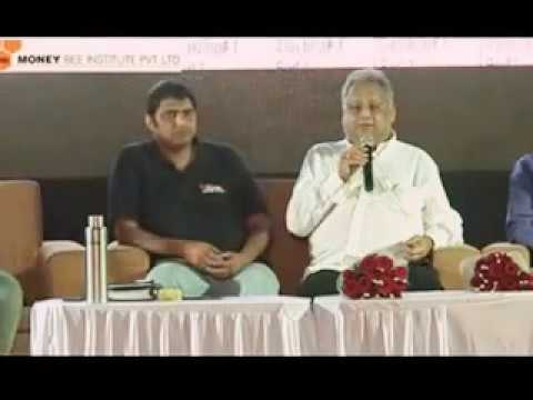 Shree Rakesh Jhunjhunwala, Money Bee Month 2016