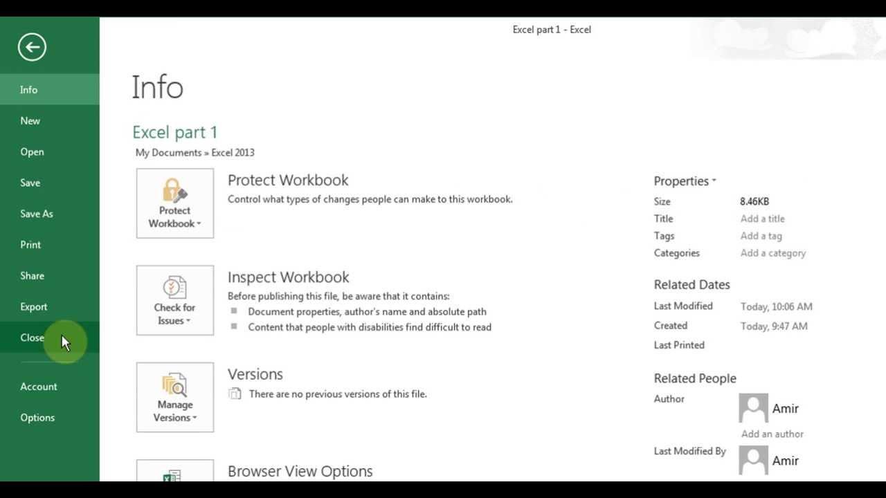 microsoft excel 2013 2016 pt 1 enter delete edit cells save open