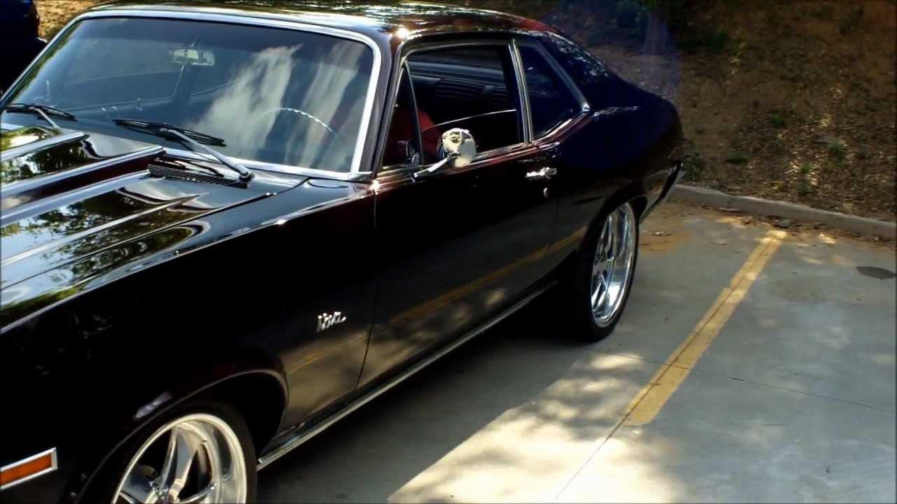 1972 Chevy Nova Ss Best Of Show Youtube