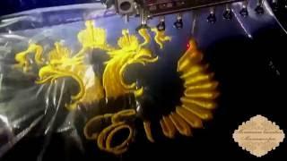 Машинная вышивка на махровом халате(viber/whatsapp 8-902-861-3861 https://www.vishivka-mgn.ru https://vk.com/vyshivka_mgn Именной халат с вышивкой - оригинальный и практичный подар..., 2016-07-23T19:42:26.000Z)