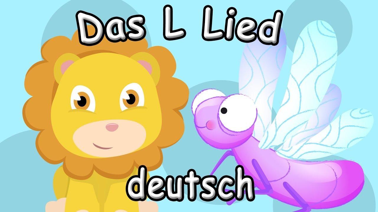 das llied  buchstaben lernen zum mitsingen deutsch