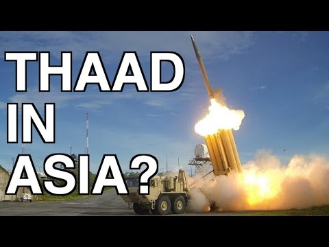 THAAD in Asia, China Sea Trouble, Cryogenics, and more