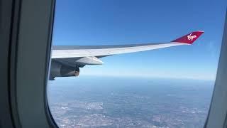 Virgin Atlantic Economy Cabin Crew Announcement