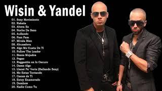 Wisin y Yandel - Mix sus mejores exitos 2020