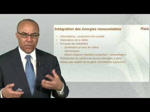 Smart grids - Réseaux intelligents