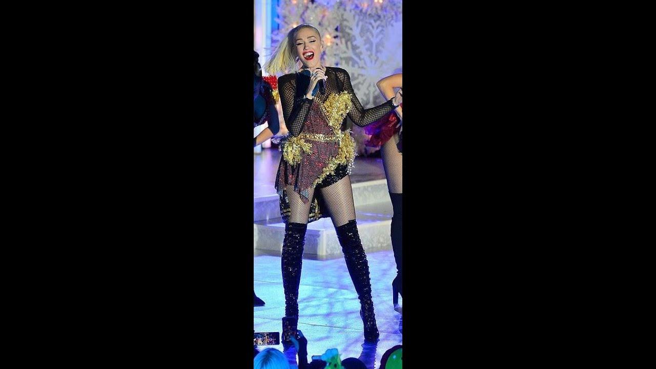 Gwen Stefani Stuns During 'Sweet Escape' Performance On NBC's ...