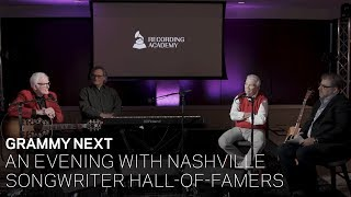 GRAMMY Next: An Evening With Nashville Songwriter Hall-Of-Famers