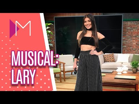 Musical com Lary - Mulheres (27/07/18)