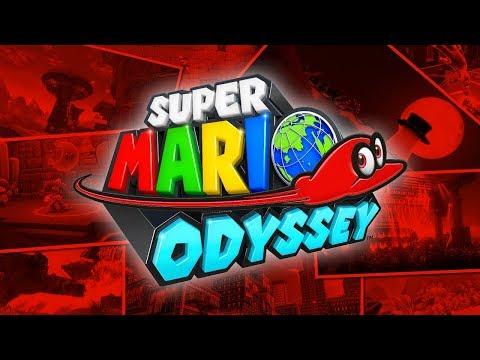 Jump Up, Super Star! - Super Mario Odyssey