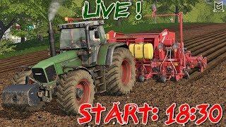 FARMING SIMULATOR 2017 DARMOWE DONATE ! - Na żywo
