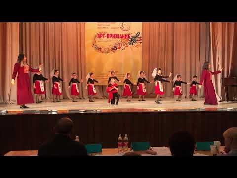 Волгоградский танцевальный ансамбль«Адана»,Шалахо