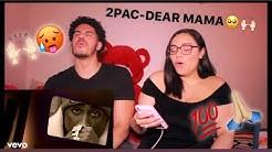 2PAC- DEAR MAMA REACTION !