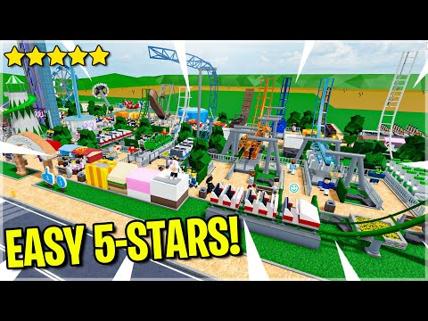 Download How to Get a 5-Star Park Rating in Theme Park Tycoon 2!