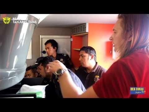WOW!!! Bea Cukai Tanjung Emas melakukan Retraining Operator Scanner HCVM