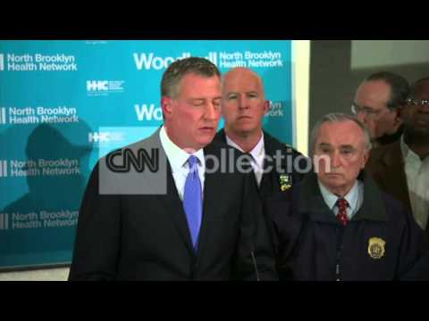 NYPD OFFICERS KILLED: SHOT EXECUTION STYLE