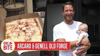 Barstool Pizza Review - Arcaro & Genell (Old Forge, PA)