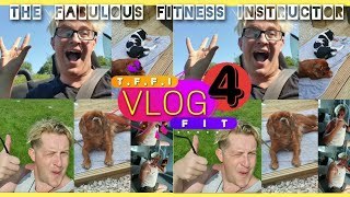 Vlog 4 with The Fabulous Fitness Instructor // T.F.F.I