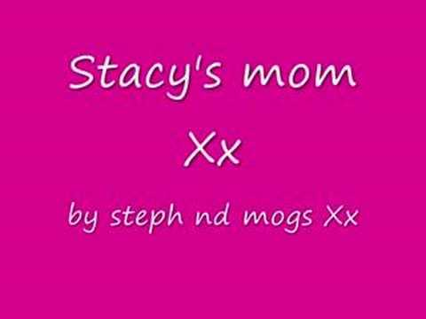stacys mom (lyrics) and pictures