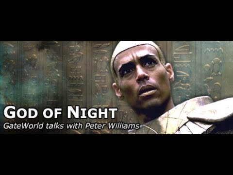 God of Night (Interview with Peter Williams)