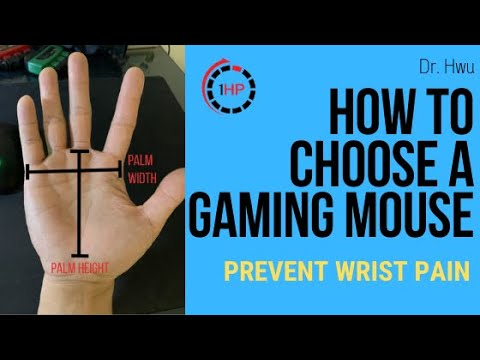 How To Choose A Gaming Mouse - 1HP Ergonomics Calculator