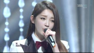 Video T-ara ft. Davichi - We Were In Love (120108 SBS Inkigayo) download MP3, 3GP, MP4, WEBM, AVI, FLV Maret 2018