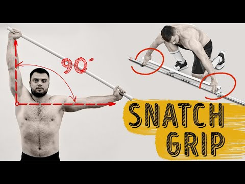 Snatch Grip Deadlift – An Entire Guide With Form Tips