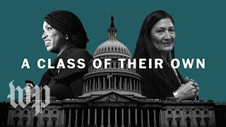 A class of their own: The new women of Congress claim their space