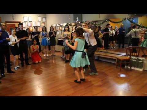 Birthday Dance Маши Титиевской, New Year Boogie Party, 24.12.2016
